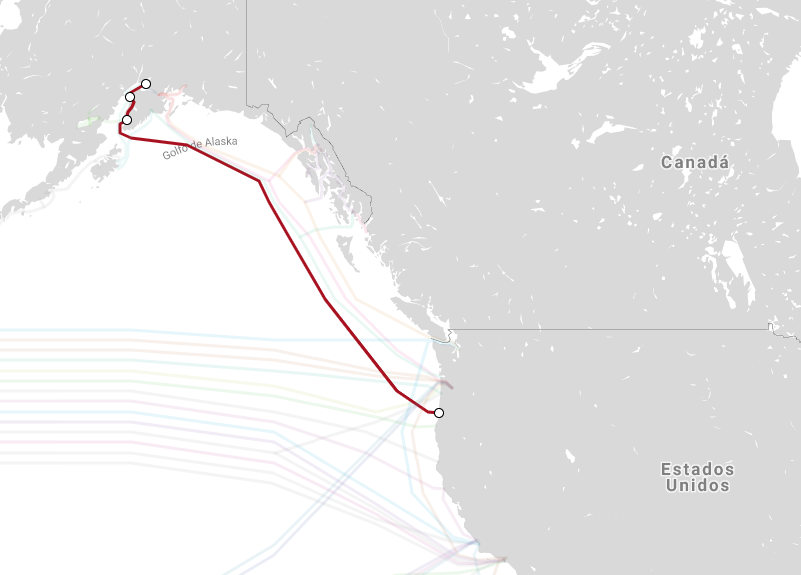 Akorn Undersea Cable