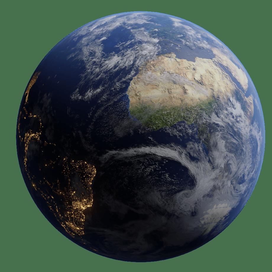 3d earth models