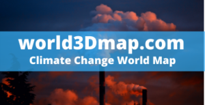 Climate Change world map
