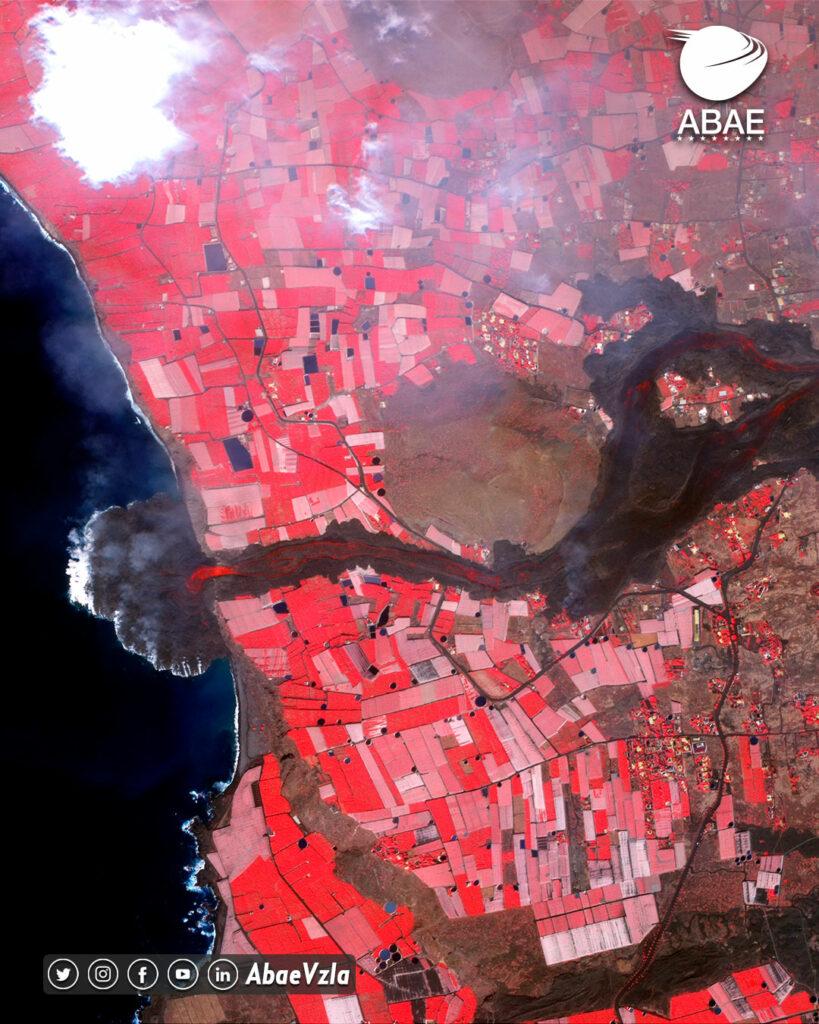 Volcano Lava Flow Types