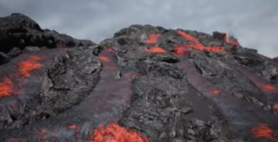 Realidad Virtual Volcán La Palma